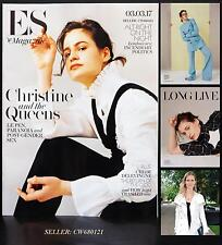 HELOISE LETISSIER CHRISTINE AND THE QUEENS CHLOE DELEVINGNE ES MAGAZINE MAR 2017