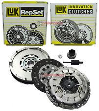 LUK CLUTCH KIT REPSET+DMF FLYWHEEL 2000-2003 BMW M5 E39 Z8 E52 S62B50 4.9L 8CYL