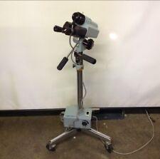 Frigitronics Microscope On Stand w/ Casters