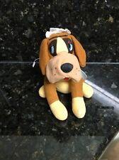Nana the Dog Mini Bean Bag Disney Peter Pan Newfoundland Plush New Retired