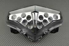 Feu arrière clair clignotant intégré tail light Kawasaki ER6 N F 2012 2016