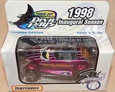 1998 TAMPA BAY DEVIL RAY 1ST SEASON MATCHBOX PROWLER CAR*NEW IN BOX BASEBALL TOY