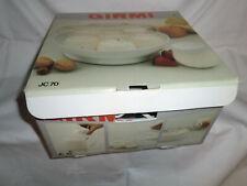 Girmi JC 70 Joghurtbereiter mit 7 Gläsern für verschiedene