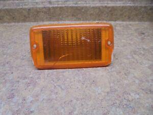 1999 Jeep Wrangler TJ Right Front Fender Turn Signal Light Lens Housing 1998 97