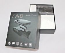 TAB Android Smart TV Box with WiFi Video Call Hands Free Talk Air Mouse Camera