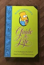 Bart Simpson's Guide to Life: A Wee Handbook for the Perplexed by Matt Groening
