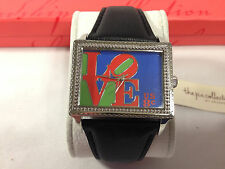 The P.S. Collection by ARJANG and Co.  LOVE US 8 cent Stamp Watch New!