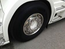 Pour Scania Iveco Camion Super Simple Housse Enjoliveur x 2 135mm