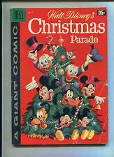 Dell Giant Walt Disney'S Christmas Parade #9 (5.5) File Copy!