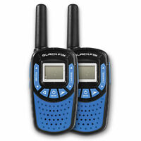 Blackfin Walkie Talkie Power Kit with Zippered Carrying Case (WTK001) LIKE NEW™