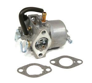 Carburetor with Gaskets for John Deere AM122614, AM109051 Lawn Tractor Engines