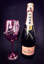 MOET CHANDON IMPERIAL ROSE CHAMPAGNE Bottiglia 0,75l 12% vol +1 Rosé Echt Glas