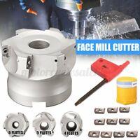 Face Mill BAP300R CNC Lathe Cutter 40mm/50mm/63mm For APMT1135 Carbide  ! #U