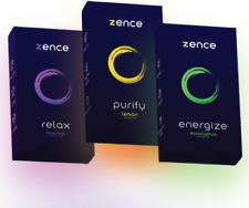 Zence Essential Oils - First Ever No-Touch Wearable Technology