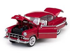 1954 Chevrolet Belair Red 1:18 SunStar 1700