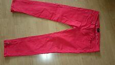 Massimo Dutti Hose Jeans Gr.38 (2 mal getr.) Rot
