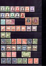 PAKISTAN, raccolta di francobolli, 10 foto