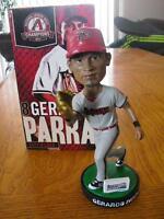 Gerardo Parra Arizona Diamondbacks, Bobblehead, BD&A, Gold Glove, 2012.