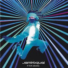 JAMIROQUAI FUNK ODYSSEY CD Album MINT/EX/MINT  *