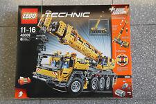 Lego Technik - 42009 - Mobiler Schwerlastkran - NEU und ORIGINALVERPACKT