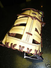 "WILSON A2000 FIRST BASE (1B) MITT / GLOVE A2802 PS-DBBL 12"" - LH $239.99"