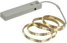 LED Stripe mit PIR-Bewegungsmelder 1m 4000K