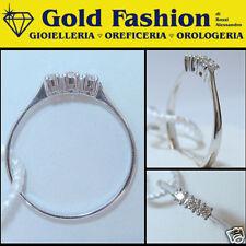 Trilogy - Anello in oro 18 K e diamanti - cod. GFA108/3