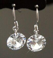 NEW Swarovski Clear Crystal Earrings