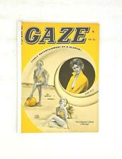 GAZE Magazine August 1961 Bill Wenzel DeCarlo Humorama Pinups