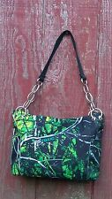 MuddyGirl-Toxix Green-Moonshine Camo-Camouflage Handbag Tote-Made In USA