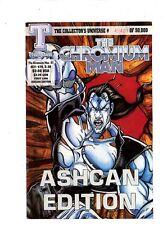 """1993 Triumphant """"The Chromium Man"""" #1 ashcan edition, Vf/Nm."""