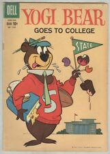Four Color #1104 June 1960 VG Yogi Bear Goes to College – Ice Cream cover