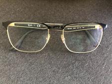 """""""Ray Ban� Vintage Gold & Black Frames For Rx or Sunglasses Frames Only Mens Dork"""
