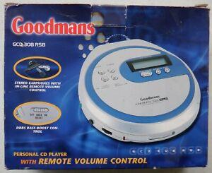 GOODMANS CD PLAYER COMPACT