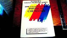 Schaum's 2000 Solved Problems in Physical Chemistry by Clyde R. Metz PB