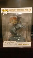 Funko Pop! Harry Potter Movie Moments #82 Ron Weasley Riding Chess Piece