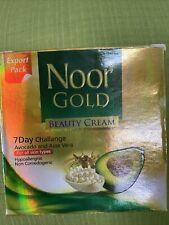 Noor Gold Beauty Cream Avocado and Aloe Vera 7 Day Challange