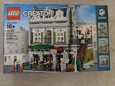 LEGO CREATOR PARISIAN RESTAURANT 10243 NISB NEW SEALED READY TO SHIP