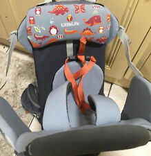 Littlelife Baby Carrier S2 Ranger Child + LittleLife Zipped Bag Immaculate