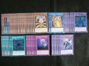 YU-GI-OH 56 CARD EL SHADDOLL APKALLONE DECK *READY TO PLAY*