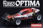 Kyosho 30619 1/10 TURBO OPTIMA EP 4WD Racing Buggy Assembly Kit