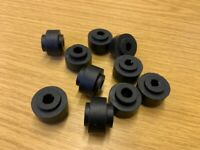 10 x BSA Triumph Petrol Tank Mounting Rubber Double spigot rubber **WHOLESALE**