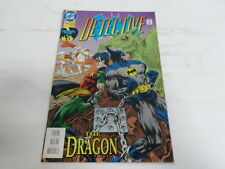 DC DETECTIVE COMICS #650 SEPT.1992 7431-2 (334)