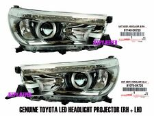 GENUINE DAYTIME LED HEADLIGHT PROJECTOR FOR TOYOTA HILUX REVO M70 M80 15 16 17