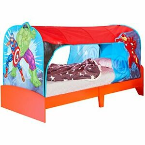 Marvel Avengers Kids Single Over Bed Fabric Tent by HelloHome