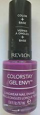 Revlon Colorstay Gel Envy Longwear Nail Enamel 410 Up The Ante