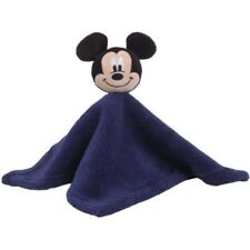 Disney Baby Mickey Mouse  Security Blanket - Baby Boy - Navy