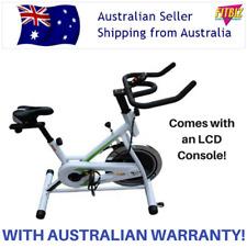 HCE Home SPIN Bike - BURN CALORIES - AUSTRALIAN WARRANTY