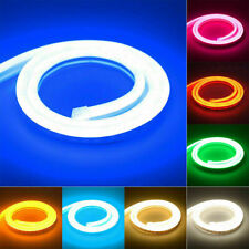 LED Strip Neon Lights 2835 SMD 120LED/M Flexible Silicone Tube Waterproof 12V 5M