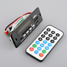 New Useful Black Remote Control USB SD FM MP3 Player Module DC5V-12V DIY